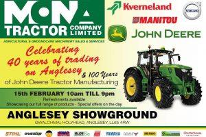 Mona Tractors 40th Anniversary Celebration