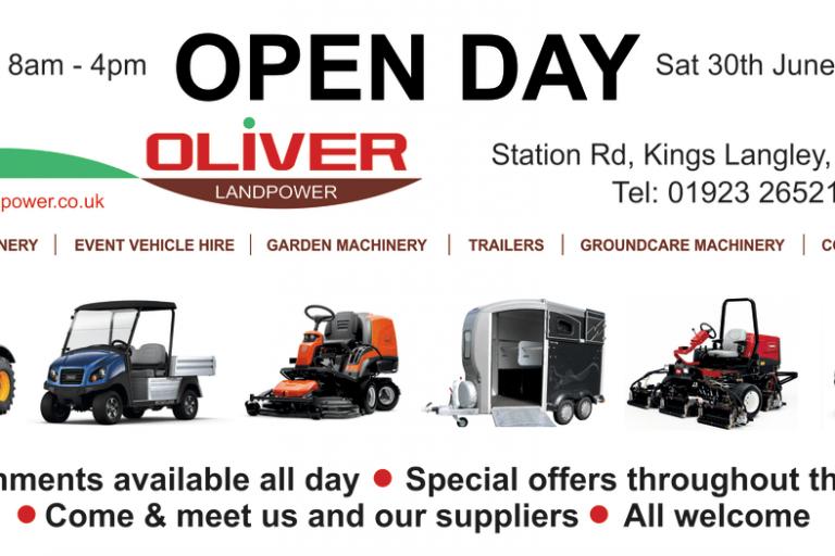 Oliver Landpower open day