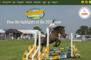 The Royal Cheshire County Show: Supporting RVW Pugh