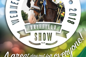 Driffield Show: Supporting Robert D Websters & Ripon Farm Services